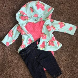 Carters outfit 🌺